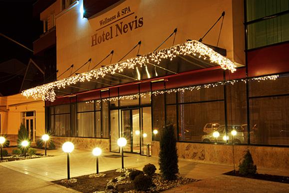 Cazare Hotel Nevis Oradea